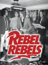 Rebel Rebels / John's People / Silver White Lights