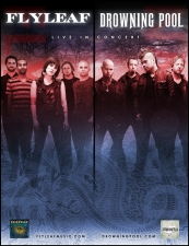 Flyleaf / Drowning Pool and Stars In Stereo