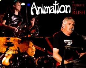 Animation - a tribute to RUSH