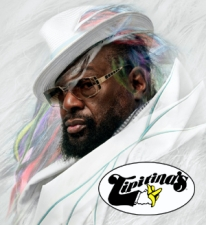 New Years Masquerade Ball featuring George Clinton & Parliament/Funkadelic plus DJ Soul Sister