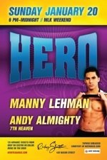 HERO with MANNY LEHMAN & ANDY ALMIGHTY