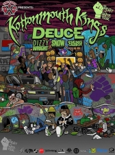 Kottonmouth Kings with Deuce / Dizzy Wright / Snow Tha Product / Eskimo Callboy / Monsta Squad