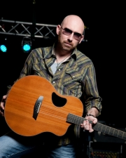 Corey Smith with Adam Ezra Group