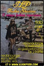 ILP FASHION SHOWCASE featuring J. Battle, DJ Mack Long and DJ Swervewon