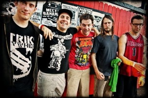 A Wilhelm Scream plus The Flatliners / Nations Afire / The Mighty Fine / Eken Is Dead / Number One Champs