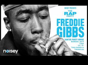 Freddie Gibbs plus Children of the Night / Fat Tony / Push Montana