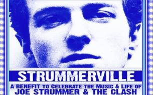 STRUMMERVILLE : A Benefit to celebrate the life and music of Joe Strummer / for Strummerville, The Joe Strummer Foundation for New Music.