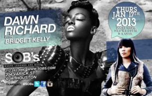 DAWN RICHARD with special guest Bridget Kelly