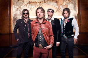 Rival Sons plus The Hooks