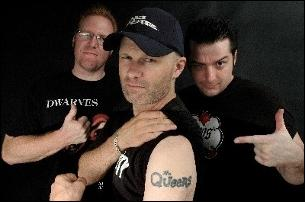 The Queers featuring Teenage Bottlerocket / Masked Intruder