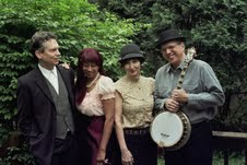 The Sweet Maries plus Terry MacNamara in the SideBar Music Room