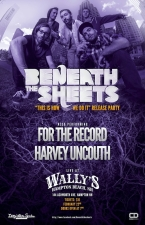 Beneath the Sheets featuring For the Record and Harvey Uncouth