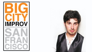 Big City Improv featuring the longest running improv show downtown! / featured on KRON-TV