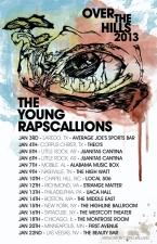 The Young Rapscallions, Sol Cat & The Kingston Springs