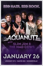 Aquanutz with Slim Jim & The Mad Cows
