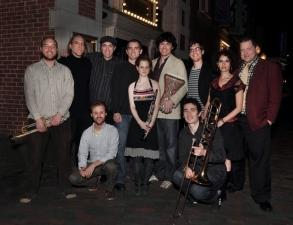 Klezwoods plus Cirkestra and Emperor Norton's Stationary Marching Band