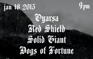 Oyarsa / Red Shield / Solid Giant / Dogs of Fortune