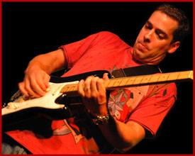 Albert Castiglia featuring The Bridget Kelly Band
