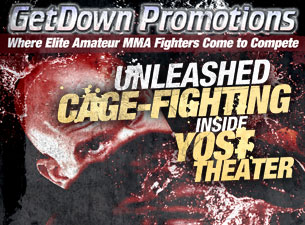 GetDown 3 - MMA Fights featuring SoCal's Best Amateur Fighters