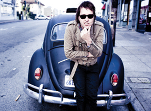 Chuck Prophet & The Mission Express plus Welshly Arms