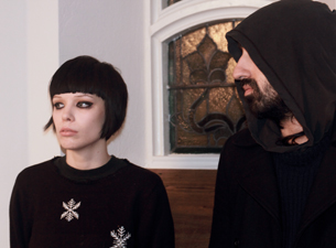 Crystal Castles with Pictureplane and X Tecumseh (DJ set)