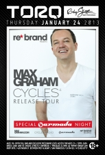 ARMADA NIGHT featuring MAX GRAHAM