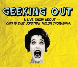Geeking Out featuring Michael Showalter / Juliet Hope Wayne / Carolyn Castiglia / Jeff Simmermon Hosted By Kerri Doherty & Nate Fernald