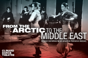 Sound Culture presents: From the Arctic To The Middle East featuring (Broken Narratives by an American Flamenco Dancer)