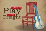 Bluegrass Slow Jam w/ Ran Bush