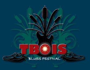 Limited Tickets Available at Gates/ T-Bois Blues Festival: April 5-6 featuring Anders Osborne, Nick Moss and the Fliptops, Eric Lindell, Alvin Youngblood Hart's Muscle Theory, Honey Island Swamp Band & many more