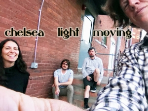 Chelsea Light Moving / CAVE / Jeremy Lemos