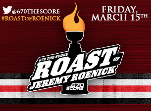 670 The Score Roast of Jeremy Roenick
