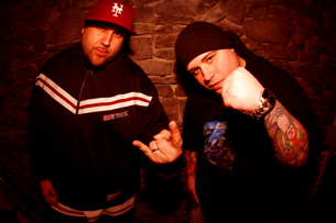 Heavy Metal Kings (Ill Bill & Vinnie Paz) of Jedi Mind Tricks / LA Coka Nostra / Non Phixion
