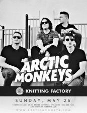 Arctic Monkeys featuring Mini Mansions