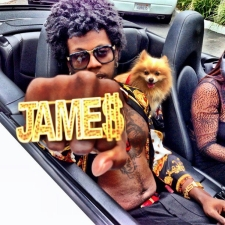 Trinidad James with ForteBowie / The BluntSquad / Jalin Roze / John Hood / Shah The Plaque