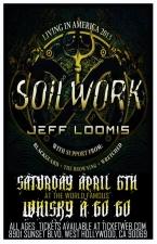 Soilwork featuring Jeff Loomis / Bonded By Blood / Blackguard / Hatchet