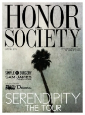 Honor Society , Simple As Surgery , Deleasa, and more.