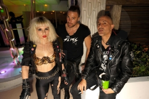Barb Wire Dolls with Death Of A Star, Cinderella Motel and Motordrone