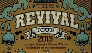 The Revival Tour featuring Chuck Ragan (Hot Water Music) / Dave Hause (of The Loved Ones) / Toh Kay (Streetlight Manifesto) / Rocky Votolato / Jenny Owen Youngs