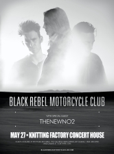Black Rebel Motorcycle Club featuring thenewno2