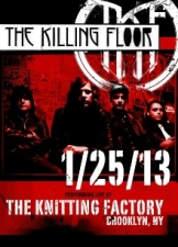 The Killing Floor with Bugs in the Dark, Tyburn Saints, Tiers