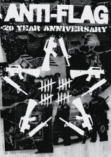 Anti-Flag : Come Celebrate 20 Years / Dead To Me / The Melvinator DJ ERIC MELVIN of NOFX