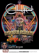 Clutch w/ special guests Orange Goblin / Lionize / Scorpion Child