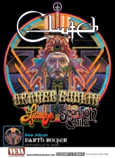 Clutch w/ special guests Orange Goblin , Lionize , Scorpion Child