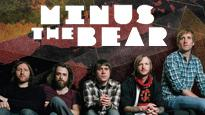 Minus the Bear with Special Guests