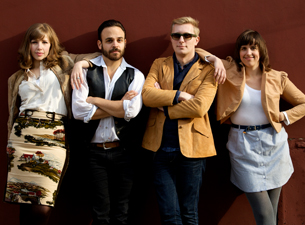 Lake Street Dive with City Dwelling Nature Seekers