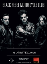 Black Rebel Motorcycle Club with Bass Drum of Death & PLOWBOY