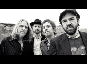 The Steepwater Band plus The Suede Brothers / White Buffalo Woman