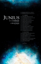 Junius with Family / Gates / InAeona and DJ Tom Mullen (WashedUpEmo.com)
