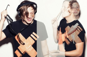 Robert DeLong plus Hussle Club / Allies For Everyone / Lou Teti